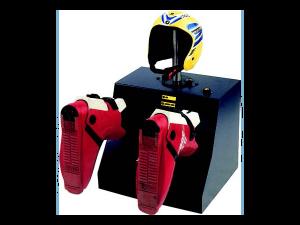 Uređaji za dezinficiranje unutrašnjosti cipela - čizmi - kaciga